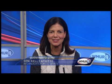 2016 final pitch: Kelly Ayotte, candidate for U.S. Senate
