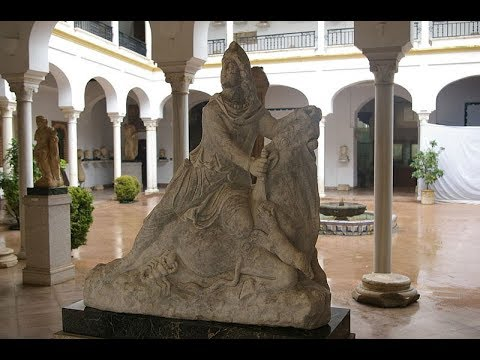 Places to see in ( Andalusia - Spain ) Museo Arqueologico de Cordoba