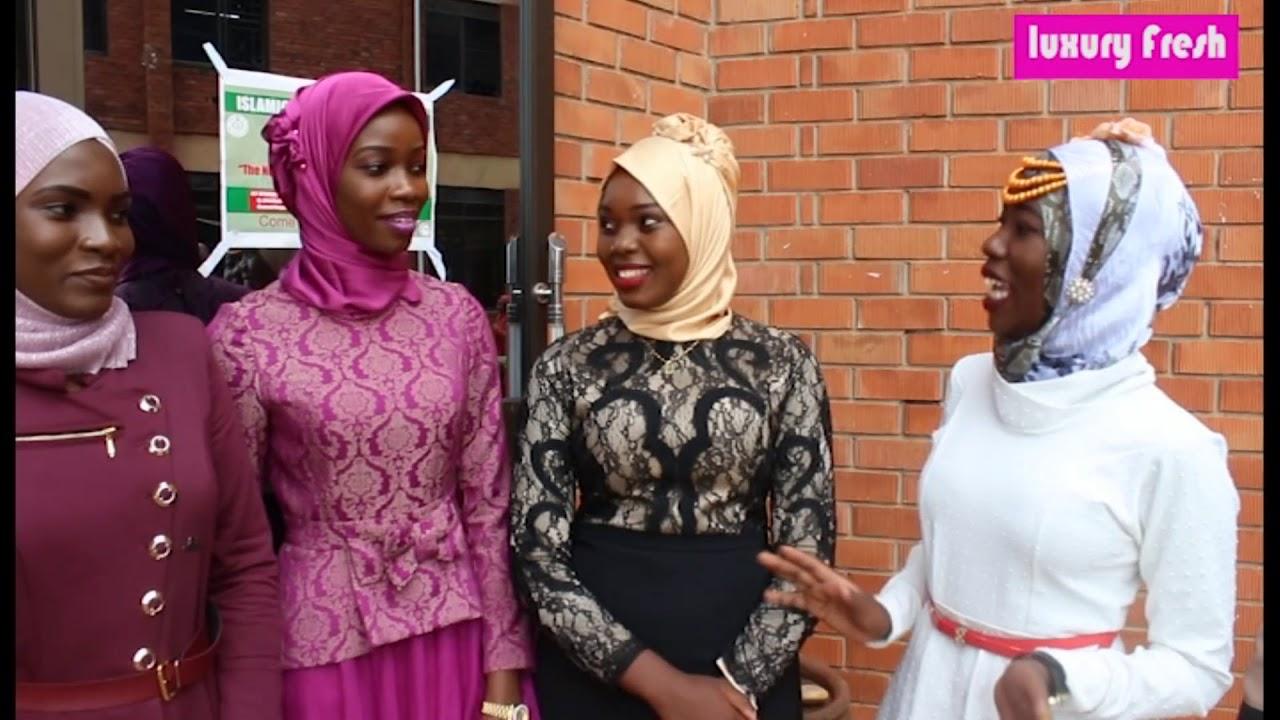 The Hijab And Kanzu At Islamic University In Uganda Youtube