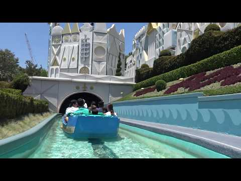 It's A Small World - Disneyland 4K (POV)