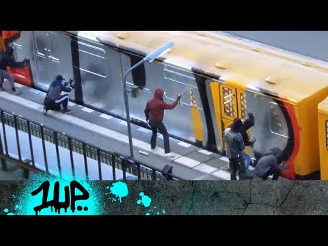1UP - WHOLECAR - ROPE ESCAPE (OFFICIAL HD VERSION AGGROTV)