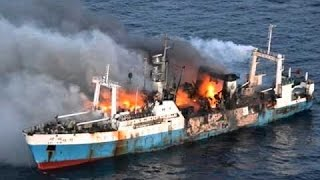 Container Ships Sinking – Cargo Container Ships Sinking – Ship Wrecks