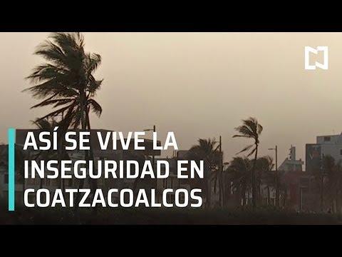S.O.S, inseguridad acecha a los habitantes de Coatzacoalcos, Veracruz - Despierta con Loret