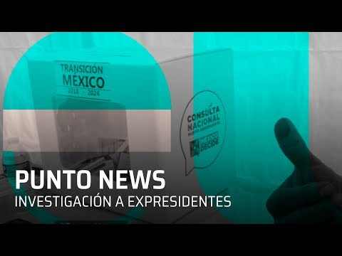 Investigación a Ex Presidentes: Punto News - Programa Completo 21 noviembre 2018