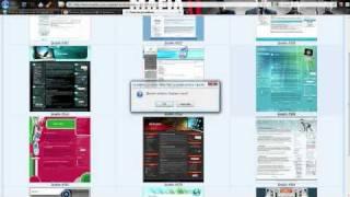 Видеоурок про то как создать сайт на укоз