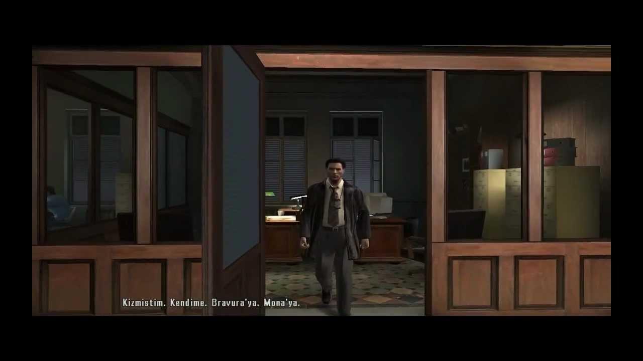 Max Payne 2 The Fall of Max Payne Görev 9 Mission 9