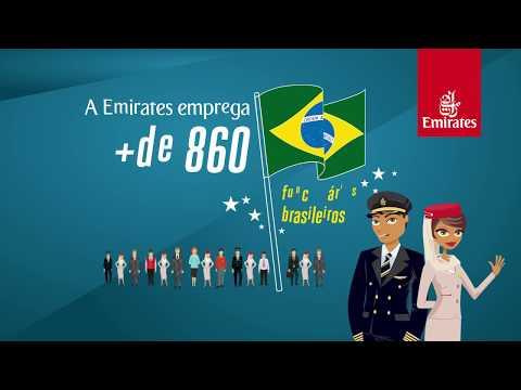 10 Anos de Emirates No Brasil | Emirates Airline
