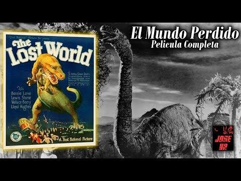 El Mundo Perdido 1925 Pelicula Completa (Muda/Sub Esp)
