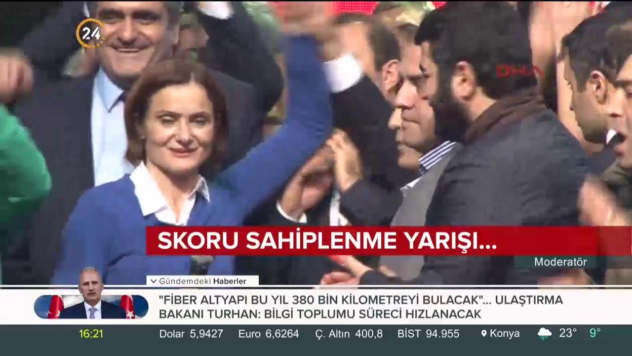 Seçim sonrası CHP'li Kaftancıoğlu, PKK'nın siyasi temsilcisi HDP'ye sahip çıktı