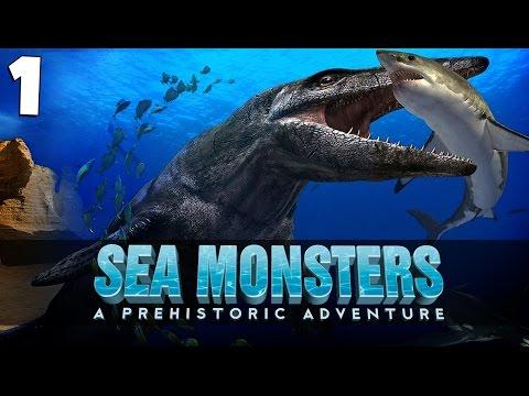 Sea Monsters: A Prehistoric Adventure - PART 1 - Under The Sea