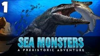 Sea Monsters: A Prehistoric Adventure - PART 1 - Under The Sea