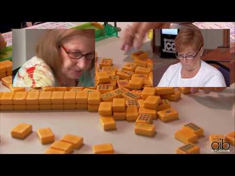 Mahjong and Yiddish
