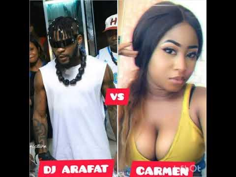 """DJ ARAFAT SE SÉPARE DE """"CARMEN"""" SA FEMME"""