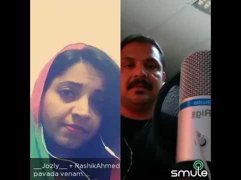 Rashik Ahmed - Pavada venam