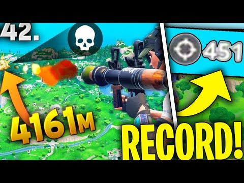 HA FATTO 451 KILL in UNA PARTITA! Ecco Come! | Fortnite Record Mondiali