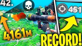 HA FATTO 451 K LL In UNA PART TA Ecco Come  Fortnite Record Mondiali