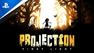 Projection: First Light - Gameplay Trailer | PS4