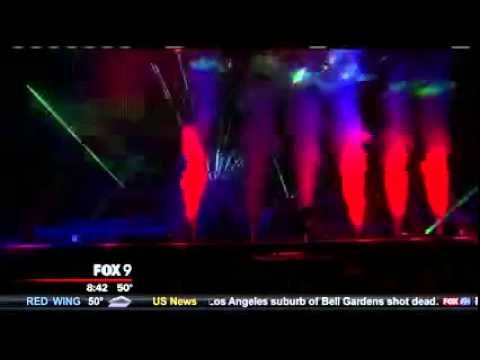Fox 9 Interview with Trans-Siberian Orchestra Founder Paul O'Neill