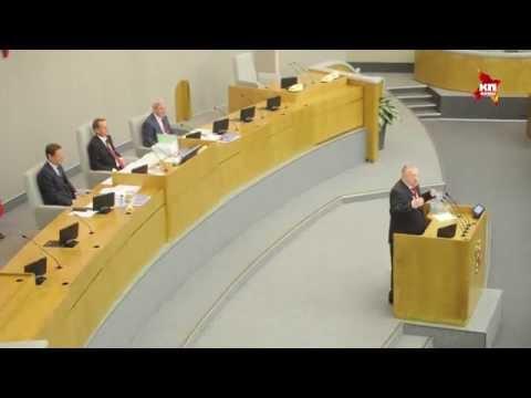 Каникулы закончились: депутаты Госдумы вышли на работу