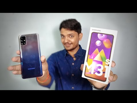 Samsung Galaxy M31s Unboxing || Mirage Blue