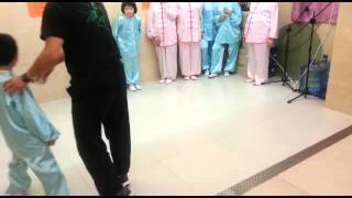 長幼共融舞蹈工作坊1~竹林明堂安老院(李陞小學、何郭佩珍耆康