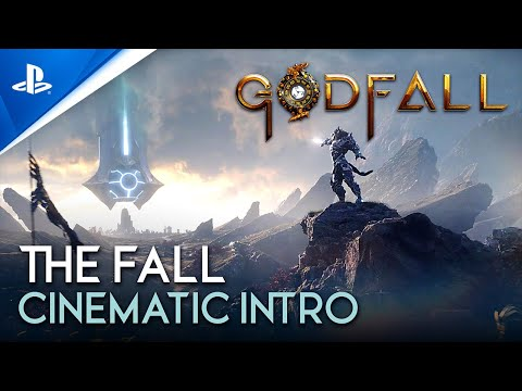 Godfall – Cinematic Intro: The Fall | PS5