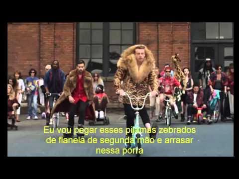 Macklemore e Ryan Lewis - Thrift Shop Part. Wanz ( Tradução )