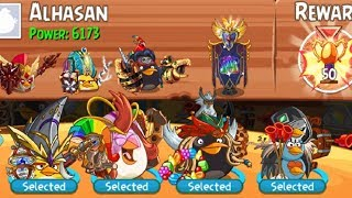 Angry Birds Epic - PvP Ranked Arena Battle - Walkthrough Gameplay Part 469