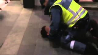 Witnesses Horrified as Cop Beats and Suffocates 9-yr-old Child