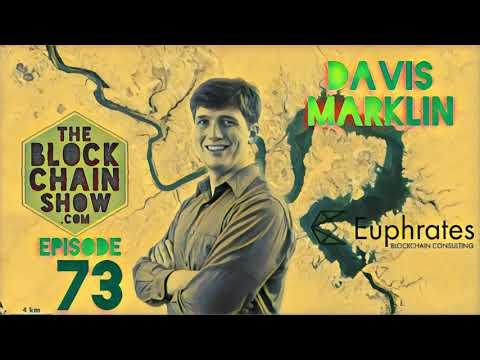 73: Davis Marklin - CEO of Euphrates.io