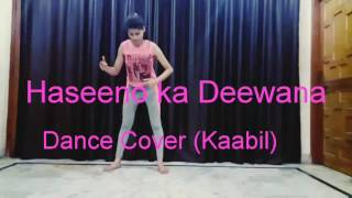 Haseeno ka deewana dance choreography(Kaabil)urvashi rautela