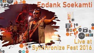 Endank Soekamti Live at SynchronizeFest 2016