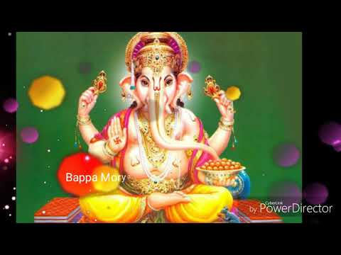 Bhakti song# gharme padharo gajanan ji