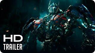 Transformers: El Último Caballero - Trailer Final - Subtitulado - HD