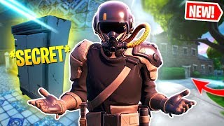 The New SUPERSONIC SKIN and *SECRET* Places in Fortnite... (v8.40 Update)