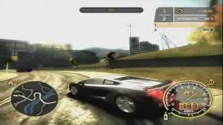 Прохождение Need for Speed: Most Wanted - #23 [Вебстер/Webster]