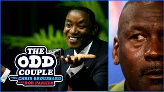 Has Isiah Thomas' Legacy Been Enhanced by Michael Jordan's Hatred? - Chris Broussard & Rob Parker