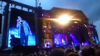 Avenged Sevenfold - So Far Away live @ Download festival 13.6.14