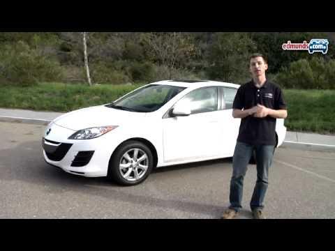2010 Mazda 3 Model Review   Edmunds.com   YouTube