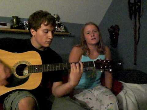 """""""Strangers"""" by Tony Perez[my cousin]-Kaylee and Conner Hansen"""