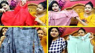 """সিমরানের এতো """"Western Dress"""" Collections দেখাতে গিয়ে আমি হয়রান👗 Bengali Vlog"""