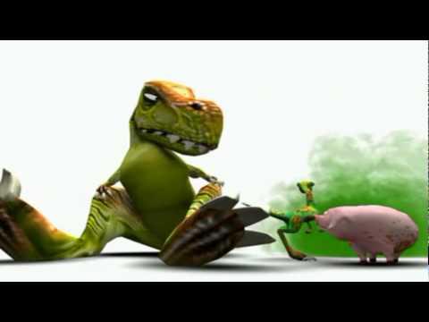 Dinozaury - Pełna Historia