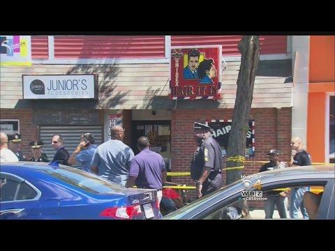 Man Killed Outside Mattapan Barber Shop