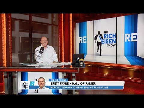 Brett Favre Discusses a Potential NFL Return as a Coach or GM | Full Interview | The Rich Eisen Show