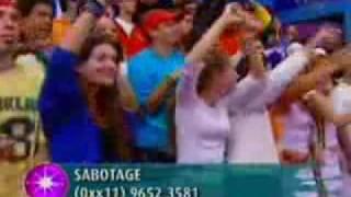 Sabotage - Menina Leblom