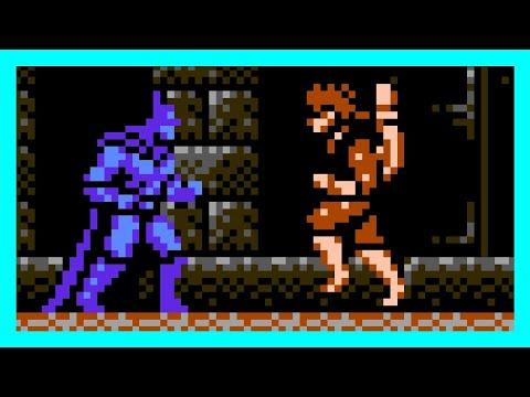 "Batman (NES) ""old video"""