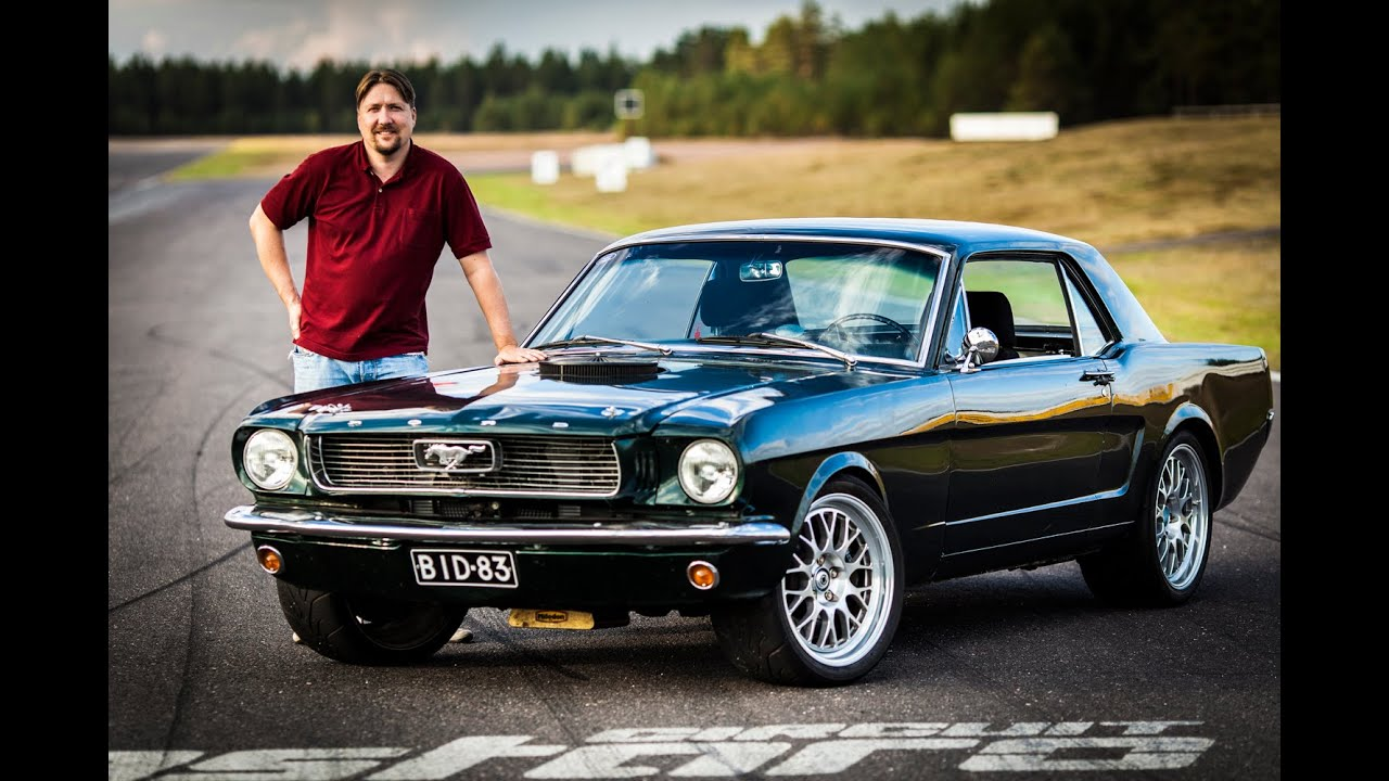 Test My Ride Finland S05e01 Ford Mustang Ht 66 Youtube