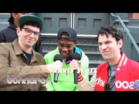 Travis Scott Interview - ItsTheReal | Bonnaroo365