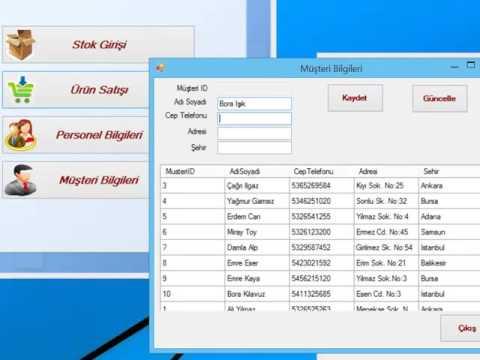 tolgasoft müşteri takip programı serial