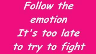 Jeanette Biedermann - Undress To The Beat (lyrics On Screen)